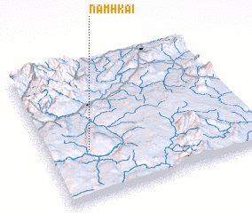 3d view of Namhkai