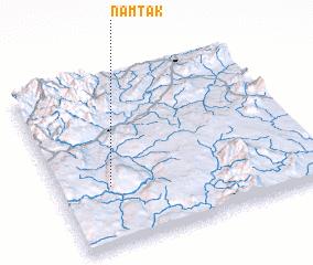 3d view of Namtak