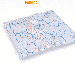 3d view of Pa-möng