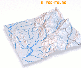 3d view of Ple-gahtawng