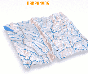 3d view of Nam Pa-mong
