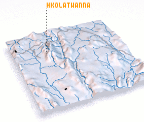 3d view of Hko-latwanna