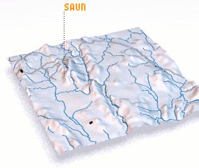 3d view of Sa-un