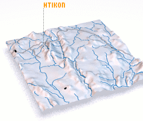 3d view of Hti-kon