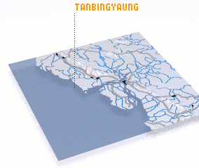 3d view of Tanbingyaung