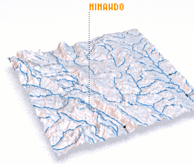 3d view of Mimawdo