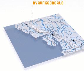 3d view of Nyaunggongale