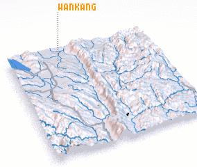 3d view of Wān Kang