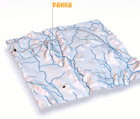 3d view of Pa Hka