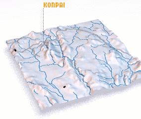 3d view of Konpai