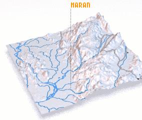 3d view of Maran