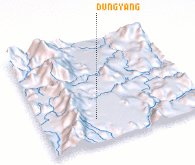 3d view of Dungyang
