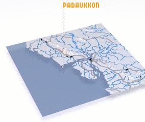 3d view of Padaukkon