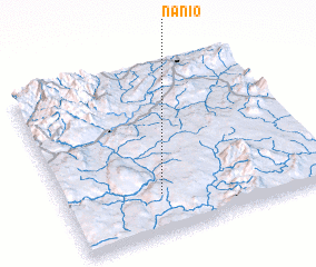 3d view of Nānio
