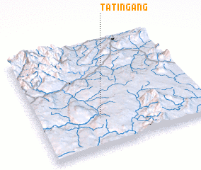 3d view of Ta-ting-ang