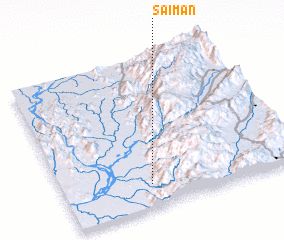3d view of Saiman