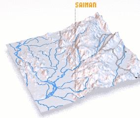 3d view of Saiman