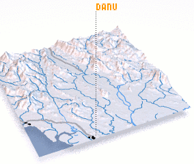 3d view of Danu