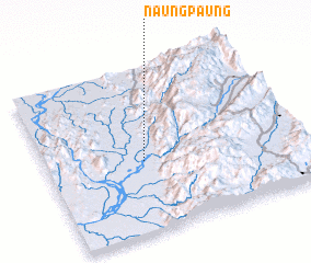 3d view of Naungpaung