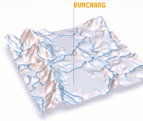 3d view of Bumchang