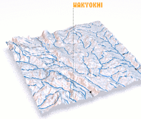 3d view of Wakyokhi