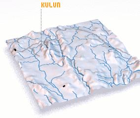 3d view of Ku-lun