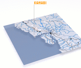 3d view of Kamabi