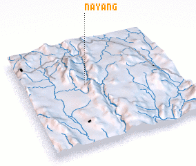 3d view of Nā-yang