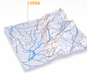 3d view of Lunga