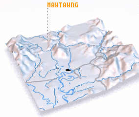 3d view of Mawtawng
