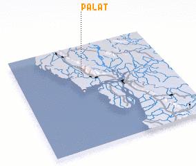 3d view of Palat