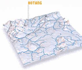 3d view of Ho-tāng