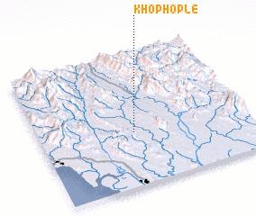 3d view of Khophople
