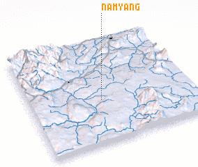 3d view of Nam-yang