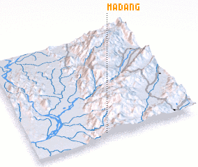 3d view of Mādang