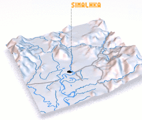 3d view of Simalhka