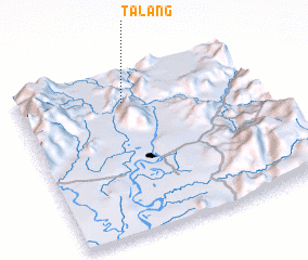 3d view of Talang