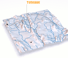 3d view of Tunkawk