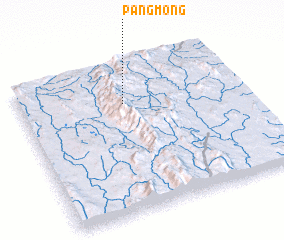 3d view of Pangmong