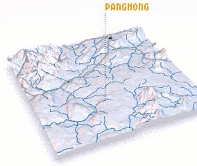 3d view of Pāng-möng