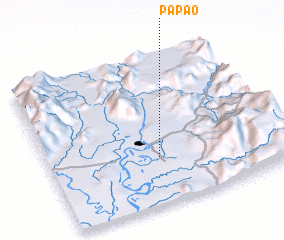 3d view of Papao