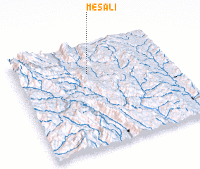 3d view of Mèsali