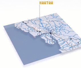 3d view of Kawtaw