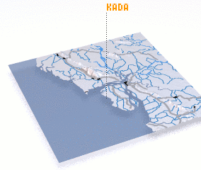 3d view of Kadā