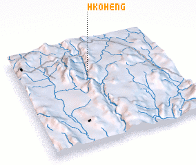 3d view of Hko-heng