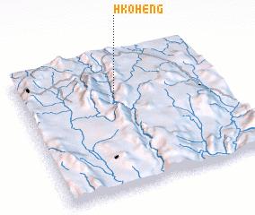 3d view of Hko-heng