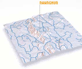 3d view of Nawngmun
