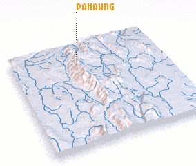 3d view of Pa-mawng