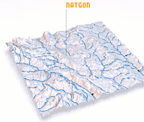 3d view of Natgon