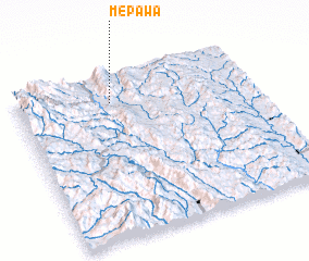 3d view of Mepawa